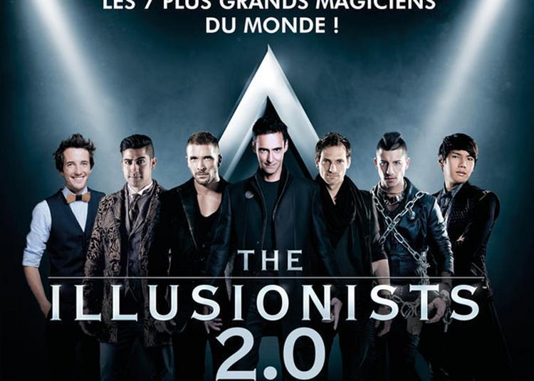 The Illusionists 2.0 à Floirac
