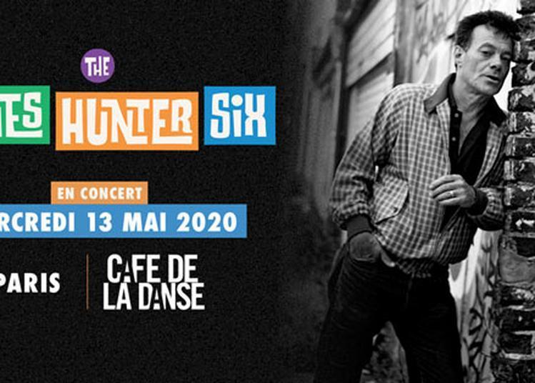 The James Hunter Six à Paris 11ème