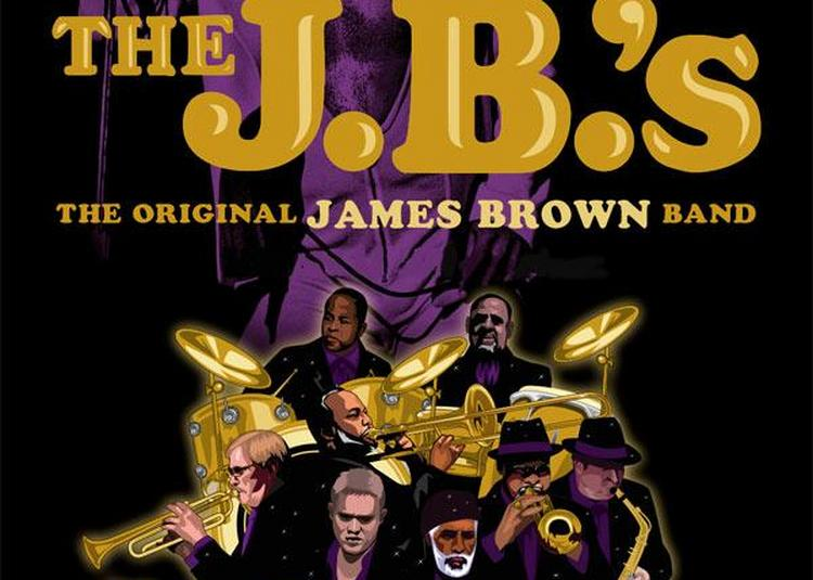 The Jb'S The Original James Brown Band à Paris 10ème