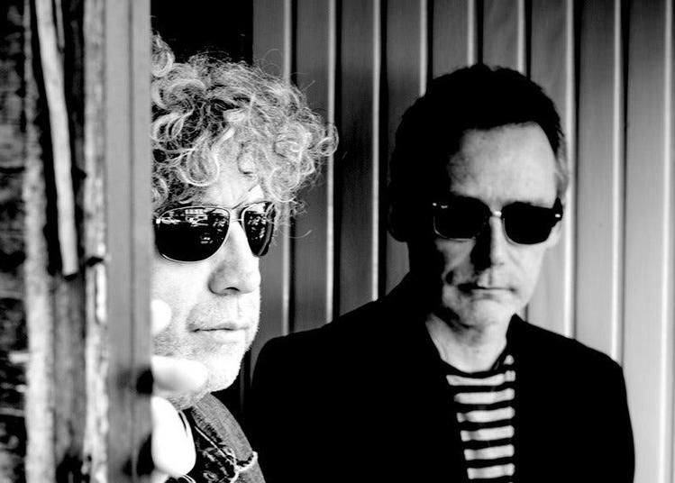 The Jesus And Mary Chain à Nantes
