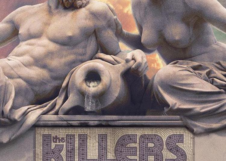 The Killers à Boulogne Billancourt