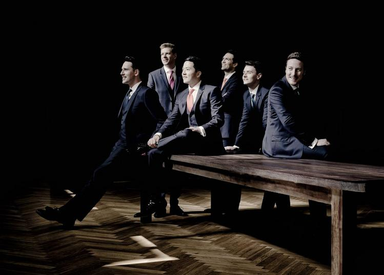 The King's Singers à Toulouse