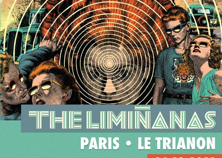 The LimiÑanas à Paris 18ème