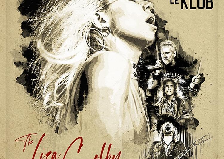 The Liza Colby Sound (soul'shakin'rock - Nyc) à Paris 1er
