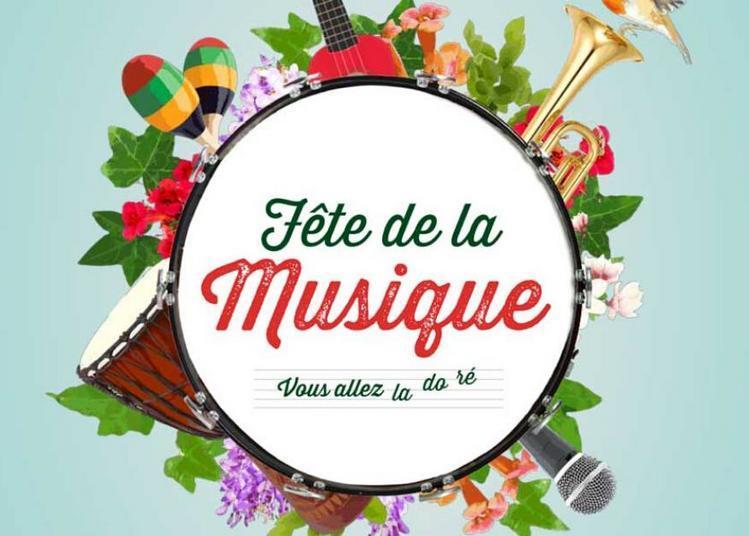 The Long Hop fête la musique à Paris 5ème