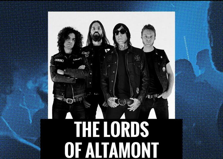 The Lords of Altamont à Toulouse