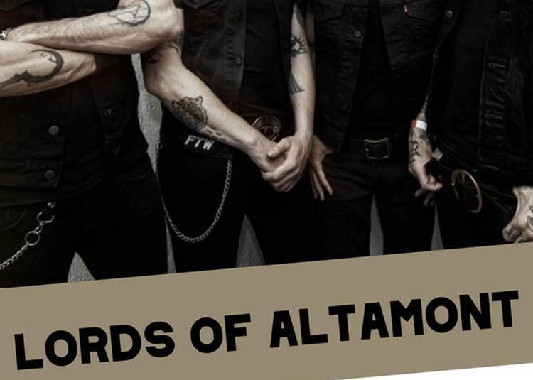 The Lords Of Altamont à Saint Jean de Vedas