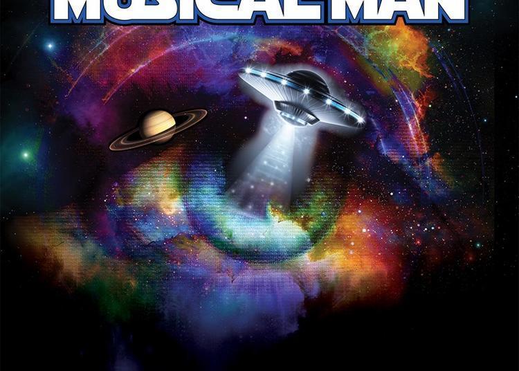 The Magical Musical Man à Ploemeur