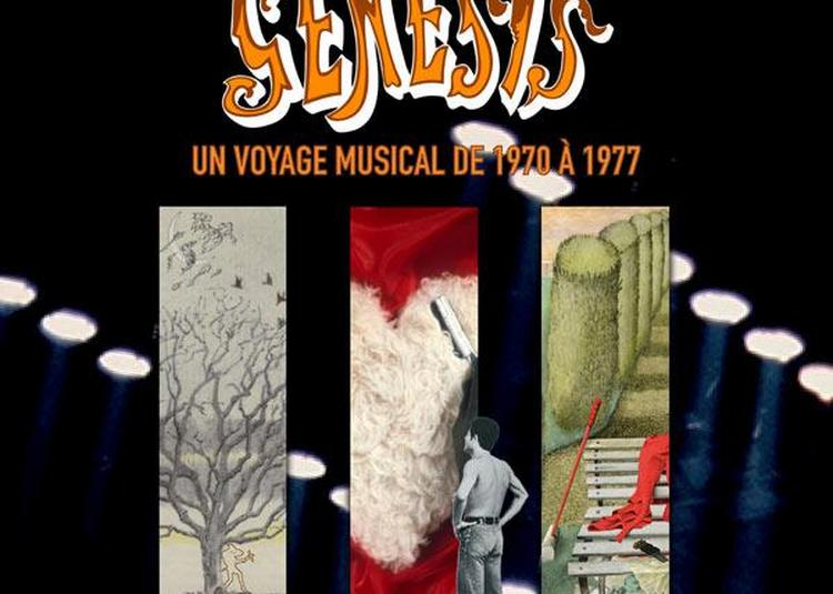 The Musical Box Performs Genesis à Annecy