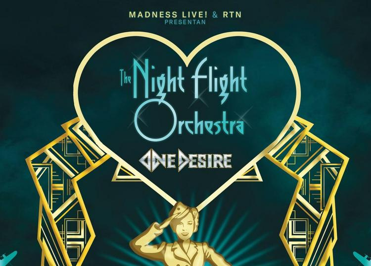 The Night Flight Orchestra à Villeurbanne