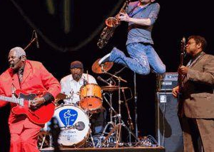 The Norman Jackson Band à Freyming Merlebach