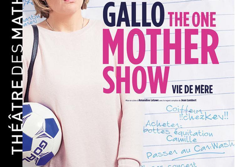 The One Mother Show à Paris 8ème