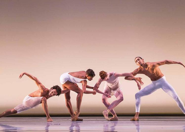 Alonzo King Lives Ballet à Villefontaine