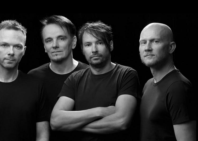 The Pineapple Thief à Strasbourg