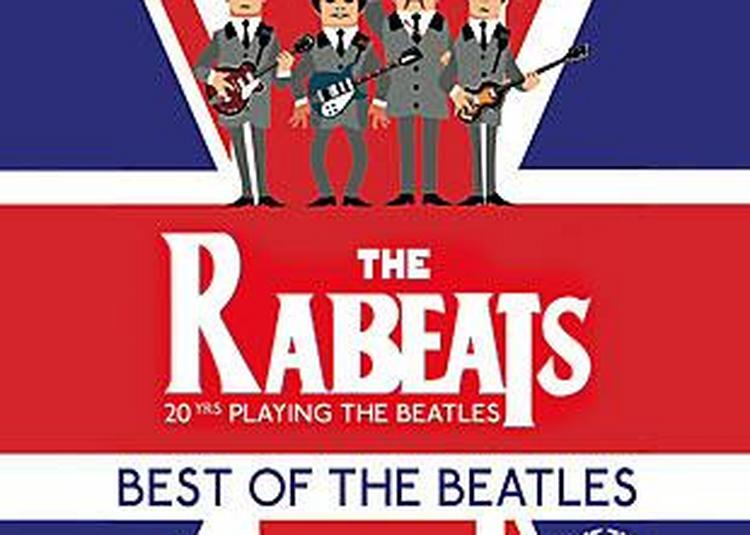 The Rabeats-Hommage Aux Beatles - Date mars à Montpellier