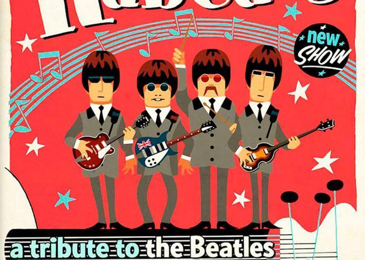 The Rabeats - Hommage Aux Beatles à Amiens