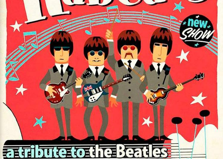 The Rabeats-Hommage Aux Beatles - Date d'avril à Tours