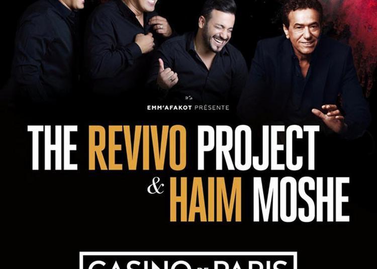 The Revivo Project & Haim Moshe à Paris 9ème