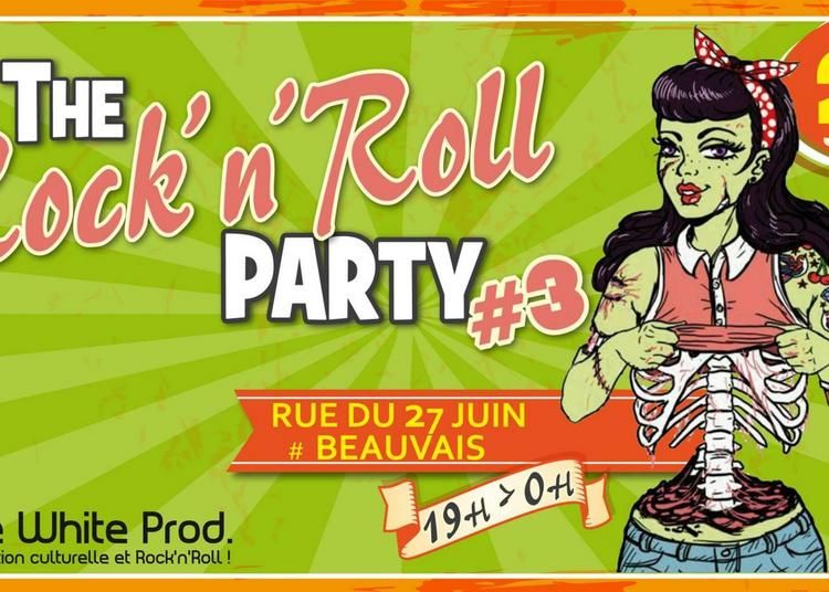 The Rock and Roll Party (Fête de la Musique 2018) à Beauvais