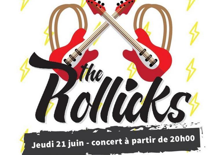 The Rollicks à Paris 14ème
