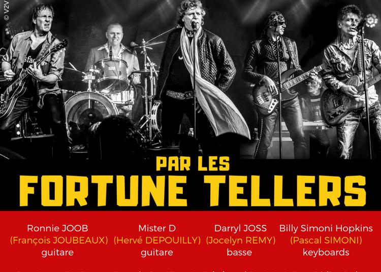 The Rolling Stones By Les Fortune Tellers à Paris 14ème