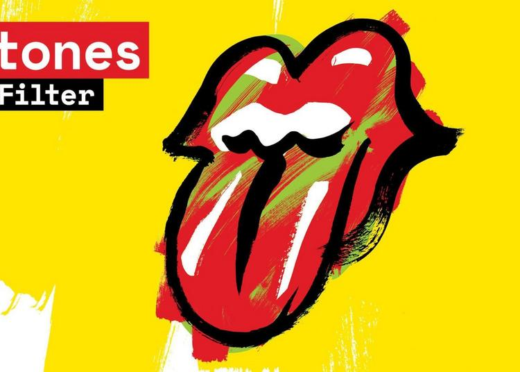 The Rolling Stones Unzipped - Entree - The Rolling Stones Unzipped à Marseille