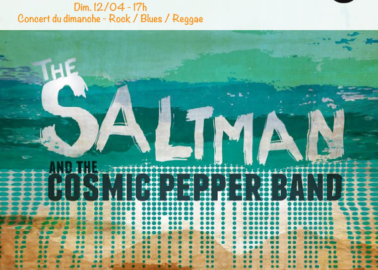 The Saltman And The Cosmic Pepper Band à Tregunc