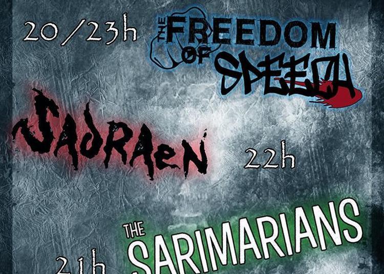 The Sarimarians - Sadraen (Fête de la Musique 2018) à Amiens