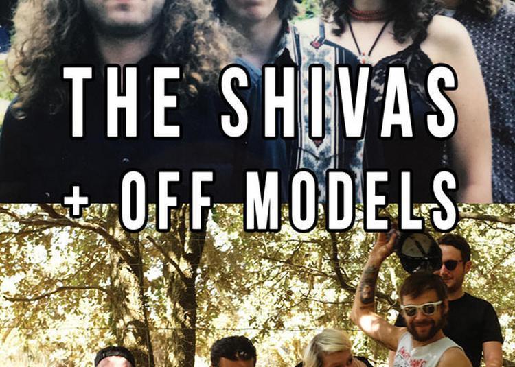 The Shivas + Off Models à Bourg en Bresse