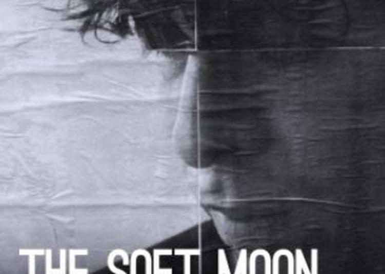 The Soft Moon à Paris 19ème