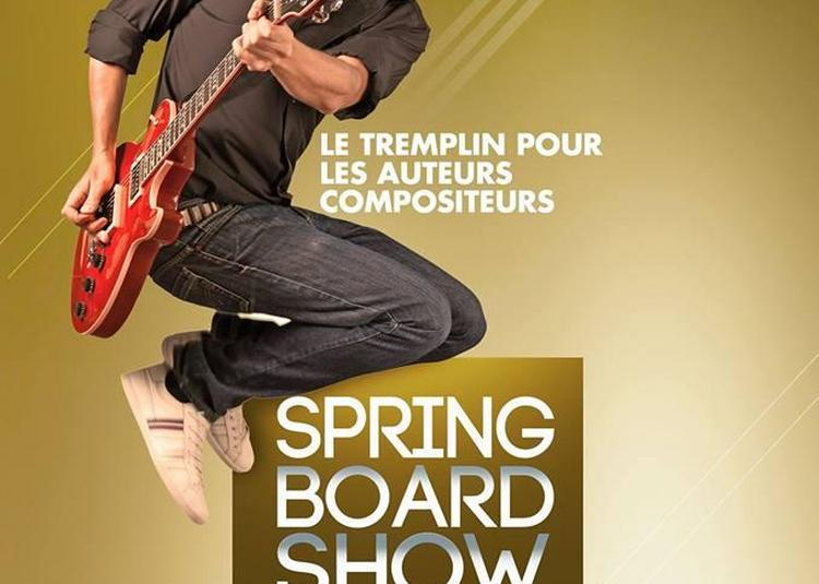 The Spring Board Show à Montreuil