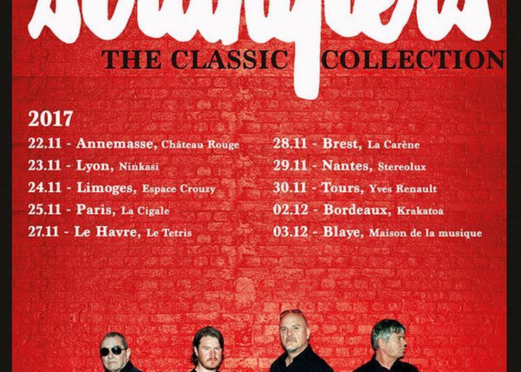 The Stranglers à Paris 18ème
