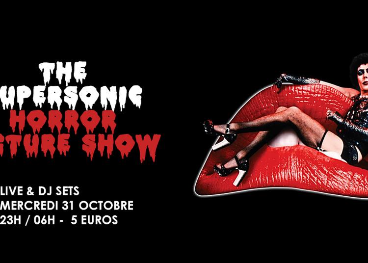 The Supersonic Horror Picture Show à Paris 12ème