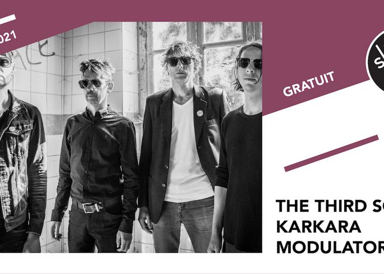 The Third Sound - Karkara - Modulator II à Paris 12ème