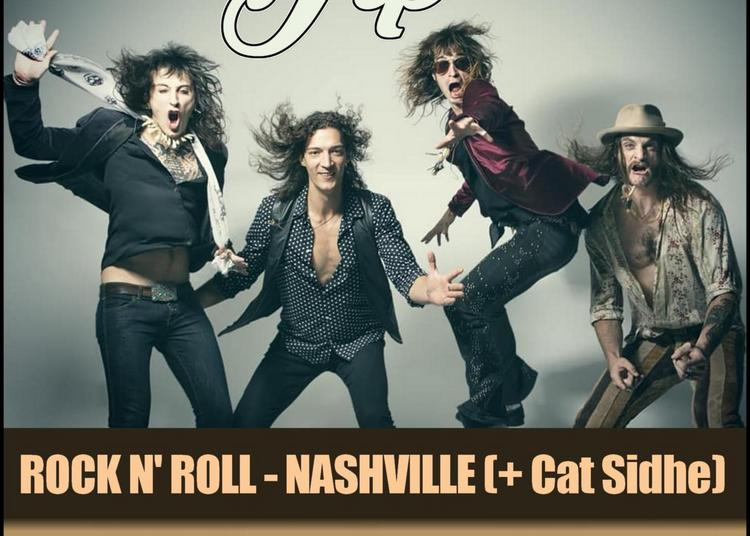 The Tip (rock N' Roll Nashville] Et Cat Sidhe à Ensisheim