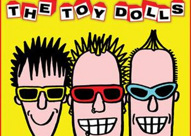 The Toy Dolls à Clermont Ferrand
