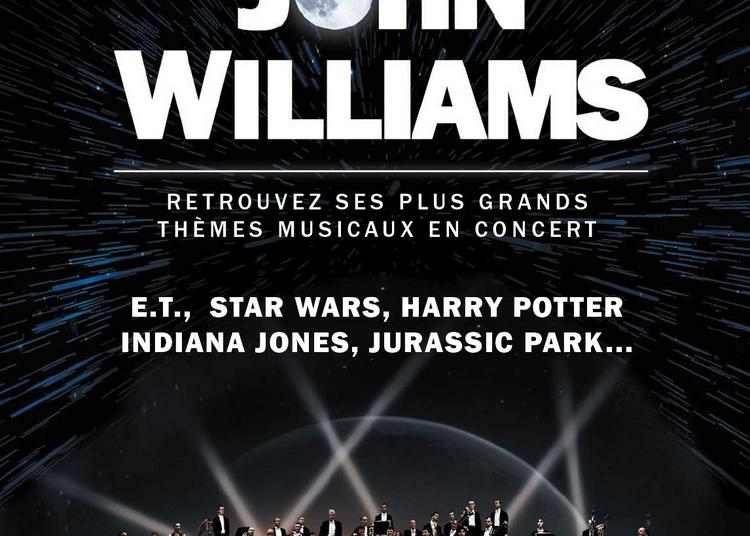 The Very Best Of John Williams à Tours