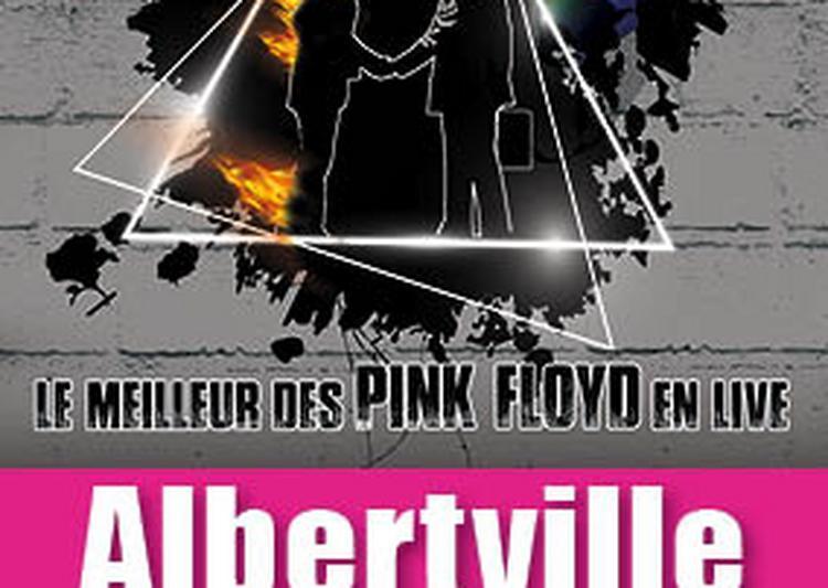 The welcome tour best of floyd le meilleur des Pink Floyd en live à Albertville