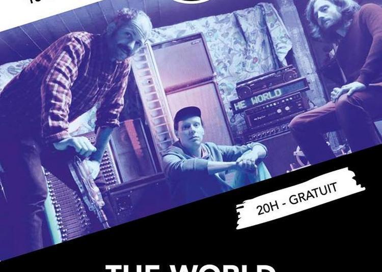 The World (Release Party) - Les Tigres Du Futur - RAnK-O à Paris 12ème