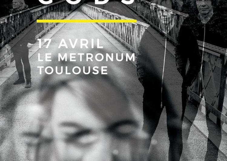 The Young Gods + Guest à Toulouse