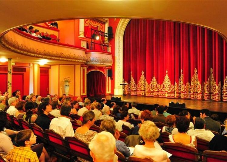 Théâtre À L'italienne à Saint Dizier