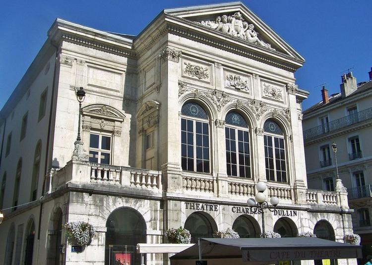 Théâtre Charles Dullin - Visite à Chambery