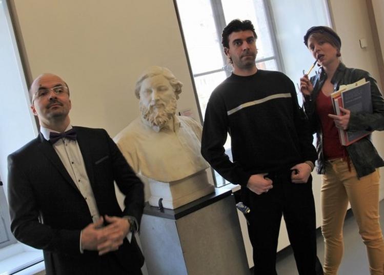 Théâtre D'imposture : Une Visite Haute En Couleurs Au Musée Courbet à Ornans