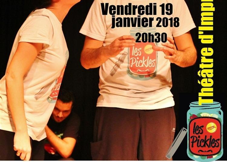 Théâtre d'impro Les Pickles à Aix en Provence