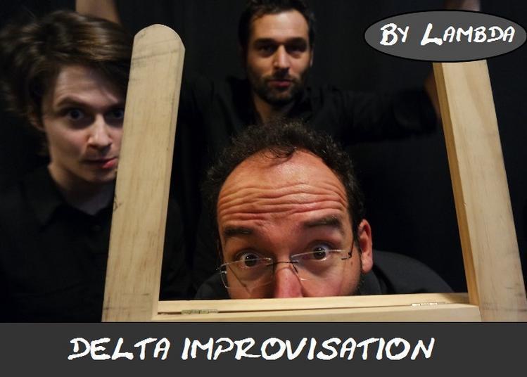 Théâtre d'improvisation : «Delta Ramonville by Lambda» à Toulouse