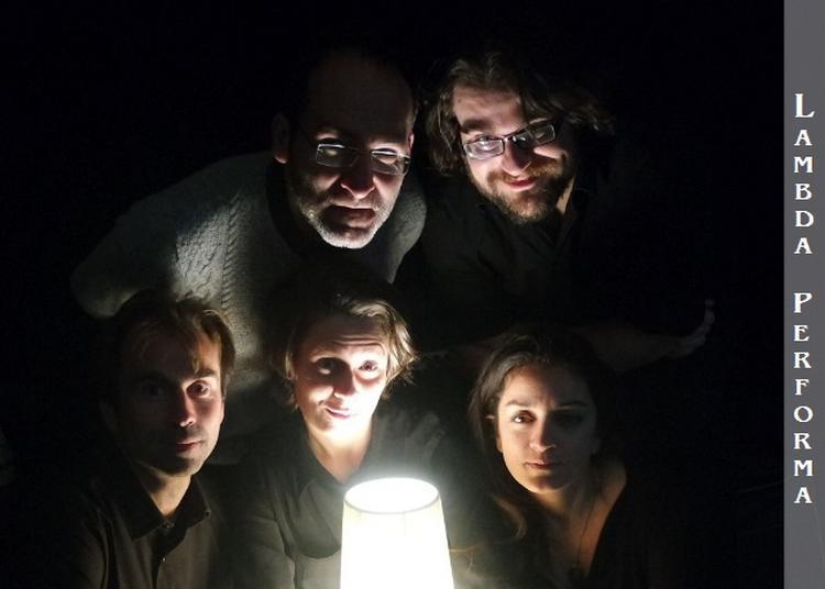 Théâtre d'Improvisation par Lambda à Toulouse