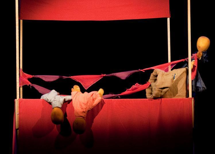Théâtre D'objet à Laon : Envolées Marionnettiques
