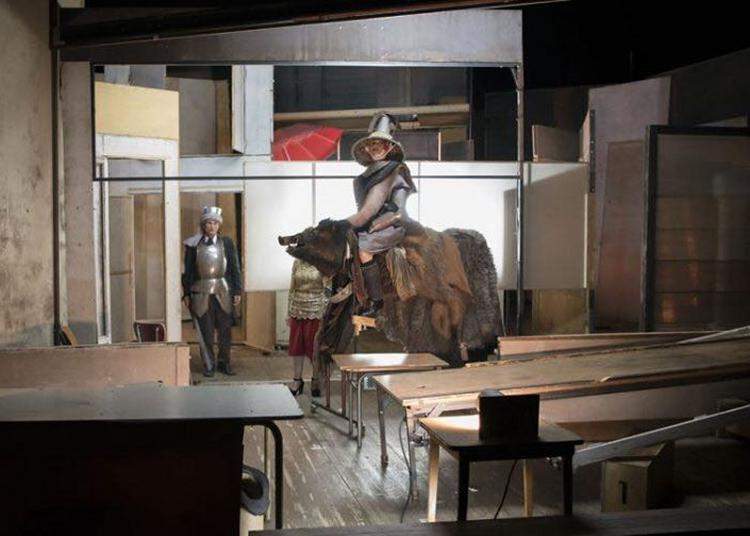 Théâtre Du Radeau soubresaut à Nanterre