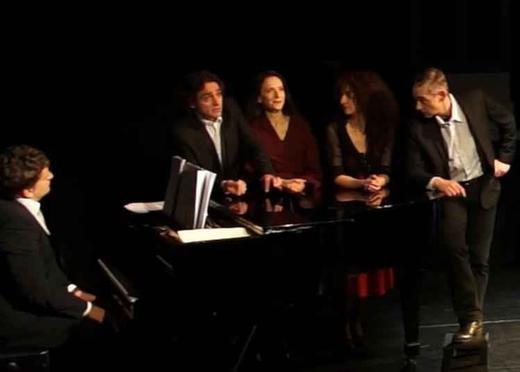 Théâtre En Déambulation : Six Personnages En Quête D'amour à Crepy en Valois