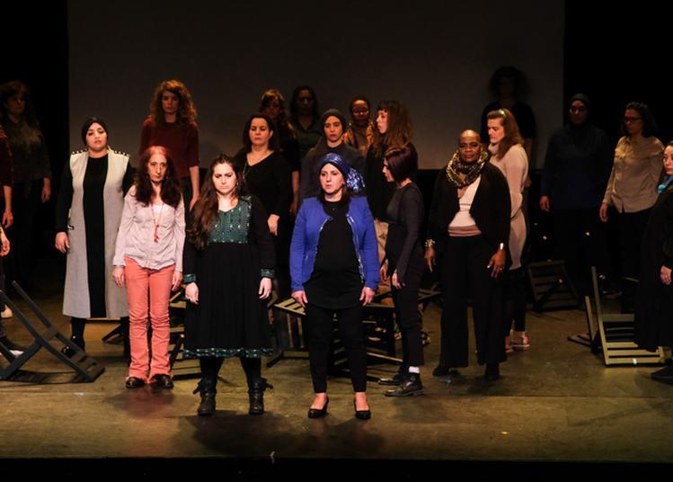 Théâtre Itinérant Avec Les Femmes De Belsunce | Babelsunciades à Marseille